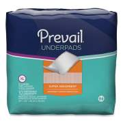 Prevail Underpads, 30 x 30, White, 100/Carton (2699302)