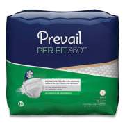 "Prevail Per-Fit360 Degree Briefs, Maximum Plus Absorbency, Size 3, 58"" to 70"" Waist, 60/Carton (2699306)"