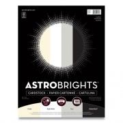 "Astrobrights Color Cardstock - ""Classic"" Assortment, 65 lb, 8.5 x 11, Assorted Classic Colors, 100/Pack (24396493)"