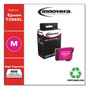 Innovera Remanufactured Magenta High-Yield Ink, Replacement for Epson T288XL (T288XL320), 450 Page-Yield