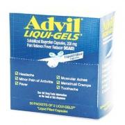 Advil BXAVLQG50 Liqui-Gels