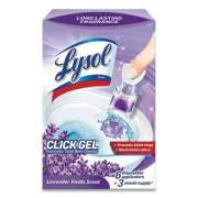 LYSOL 89060 Click Gel Automatic Toilet Bowl Cleaner