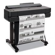 "HP DesignJet T630 24"" Large-Format Wireless Plotter Printer (5HB09A)"