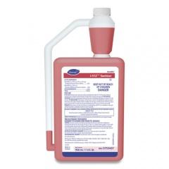 Diversey J-512TM/MC Santizer, 32 oz AccuMix Bottle, 6/Carton (5753407)