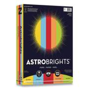 Astrobrights Color Paper, 24 lb, 8.5 x 11, Assorted Everyday Colors, 500/Ream (24447819)