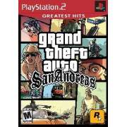 Take-Two Interactive Software Ps2 Grand Theft Autosan Andreas Version (27888)