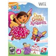 Take-Two Interactive Software Wii Dora Saves Crystal Kingdom (710425346705)