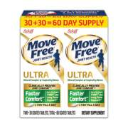 Move Free Ultra Faster Comfort Twin Pack, 60 Tablets (98875)