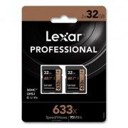 Lexar 24414107 SDHC Memory Card