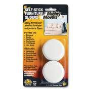 Master Caster 925208 Mighty Movers Self-Stick Furniture Sliders