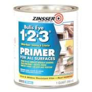 Zinsser 24383760 Bulls Eye 1-2-3 Water-Base Primer