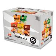 Frito-Lay Baked Variety Pack, BBQ/Crunchy/Cheddar and Sour Cream/Classic/Sour Cream and Onion, 30/Box (49935)