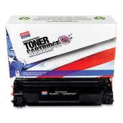 AbilityOne 7510016915766 Remanufactured 9435B001AA Toner, 2,400 Page-Yield, Black