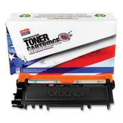 AbilityOne 7510016914480 Remanufactured TN660 High-Yield Toner, 2,600 Page-Yield, Black