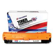AbilityOne 7510016915757 Remanufactured CE741A (307A) Toner, 7,300 Page-Yield, Cyan