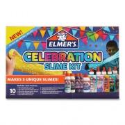 Elmer's Slime Celebration Kit, 36.97 oz, Assorted Colors (2091060)