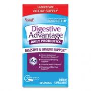 Digestive Advantage Daily Probiotic Capsule, 60 Count (96262)