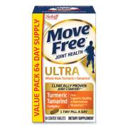 Move Free Ultra Whole Root Turmeric + Tamarind Value Pack, 64 Count (91263)
