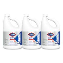 Clorox Turbo Pro Disinfectant Cleaner for Sprayer Devices, 121 oz Bottle, 3/Carton (60091)