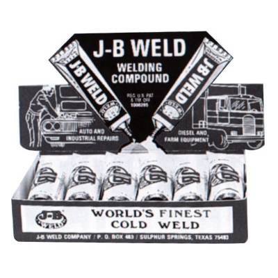 J-b Weld Cold Weld Compounds (8265)
