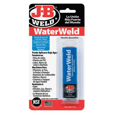 J-b Weld Water Weld Compounds (8277)