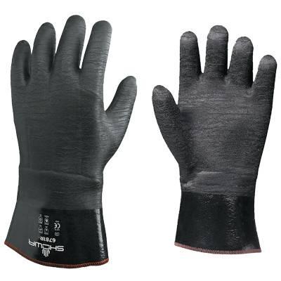 "Showa Insulated Neoprene 12"" Gauntlet Glove (6781R-10)"