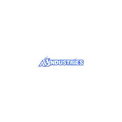 AES Industries Male Hose Barb 5/16 Idx1/4 Npt (7310)