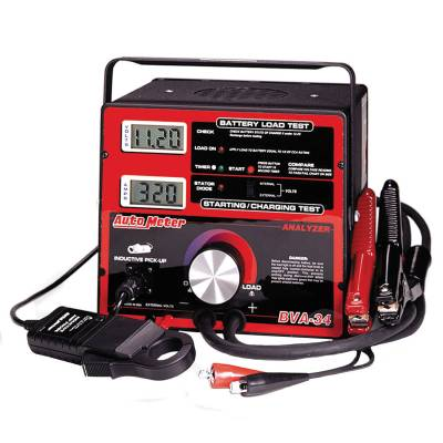 Auto Meter Products 800 Amp Variable Load Carbon P (BVA-34)