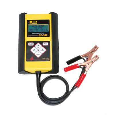 Auto Meter Products Sla Battery Tester Handheld (RC-300)