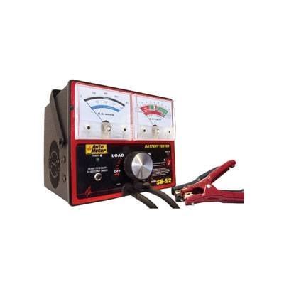 Auto Meter Products 800a Carb Pile Load Tester (SB-5/2)