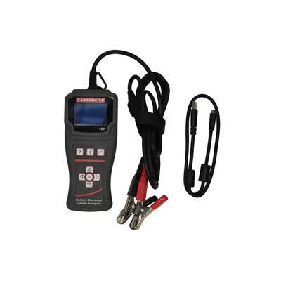 Associated Equipment 12v Bat/ele System Tester (12-1012)
