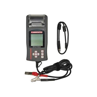 Associated Equipment 12v Bat/ele Tester W/printer (12-1015)