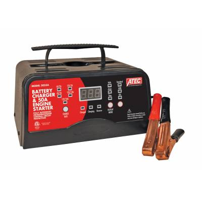 Associated Equipment 6/12v, 10/2/50a Atec Charger (3055A)