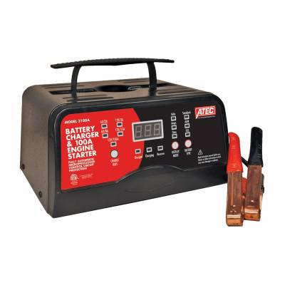 Associated Equipment 6/12v, 15/2/100a Atec Charger (3100A)
