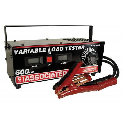 Associated Equipment 12/24 Dig Carbon Pile Tester (6039)
