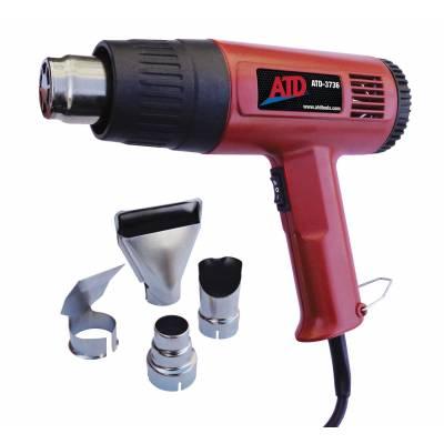 ATD Tools Dual Temperature Heat Gun Kit (3736)