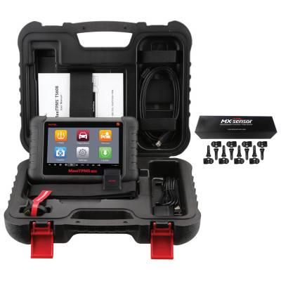 Autel Ts608kit W-8 1 Sensors Rbr (700040)