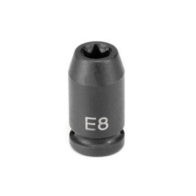 Grey Pneumatic 1/4 Dr E10 (910ET)