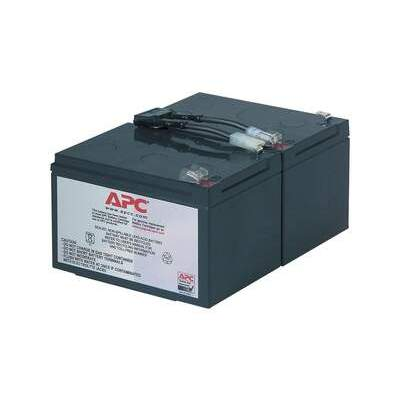APC Replacement Battery For Bp1000 & Etc. (RBC6)