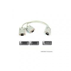 Belkin Components Display Splitter Hd15f/hd15m 1 Ft (F3G006-01)