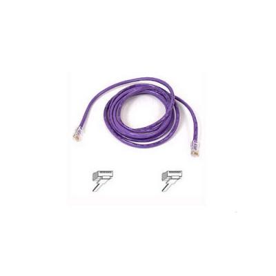 Belkin Components Cat5e Patch Cable Rj45m/rj45m (A3L791-20-PUR)