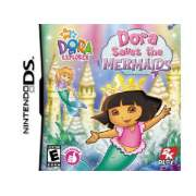 Take-Two Interactive Software Ds Dora Saves Mermaids (710425351877)