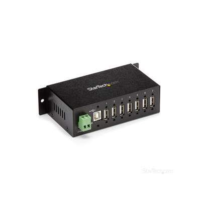 Startech.Com Mountable Industrial 7 Port Usb Hub (ST7200USBM)
