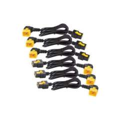 APC Power Cord Kit (6 Ea), Locking (AP8716R)