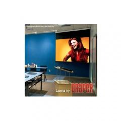 Draper Luma Proj Scrn W/ Ar -100in Hdtv Matt Wt (207208)