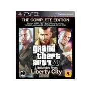 Take-Two Interactive Software Ps3 Grand Theft Auto Iv: Complete (37872)