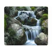 Fellowes Recycled Optical Mousepad - Waterfall (5909701)