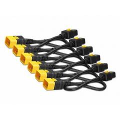 APC Power Cord Kit (6 Ea),locking,c19 To C20 (AP8714SX592)