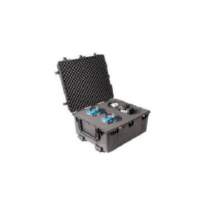 Deployable Systems Pelican Case, Black, Pull N Pluck Foam (DSI-PEL1690)