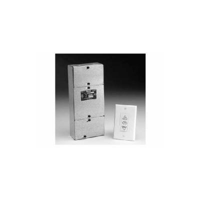 DA-Lite Screen Company Three Button Low Voltage Control Switch (40975)